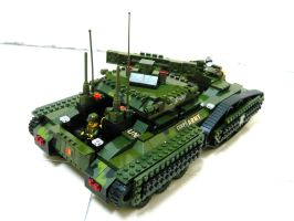 "Lego Transform Tank ""Fake"" 3.4 by SOS101"