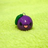 Evil Grape Charm by Panduhmonium