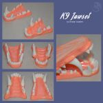 Jawset-Colored by Metal-CosxArt