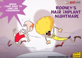 Rooney's Nightmare by OmarMomani