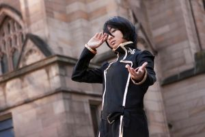 CG: Lelouch Lamperouge by alysael