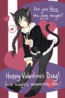 Happy Valentines Day! by Shironaii