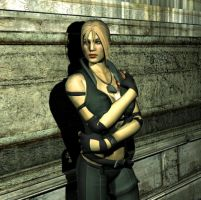Sonya : Injured by Jill-Valentine666