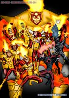 Firestorm! by ultimatejulio