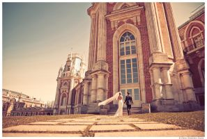 Wedding by Slava-Grebenkin