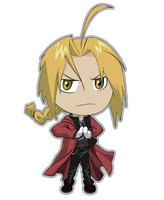 16 - FullMetal Alchemist Brotherhood by Pymeg