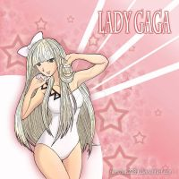 Lady  Gaga by Remchan2289