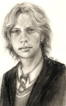 Young Remus Lupin by LMRourke