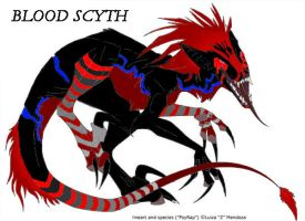 :X: Blood Scyth :X: by Manar-Darkwing