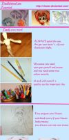 Traditional Art  tutorial by vlower