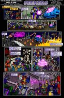 Seekers by Transformers-Mosaic