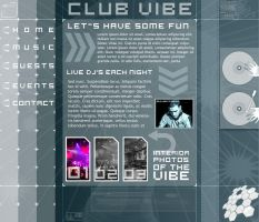 VIBE CLUB by pixelbudah