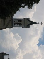 Cross and Clouds by dreamwriter411