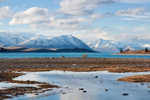 Lake Tekapo, Mackenzie Country by GregArps