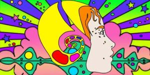 Peter Max by iceefire