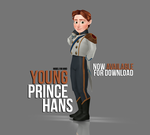 [MMD] Young Hans Model - AVAILABLE by wintrydrop