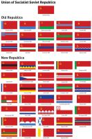 Flags of Soviet Europe by Regicollis