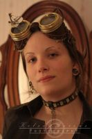 Steampunk Aviator Goggles 2 by kyphoscoliosis