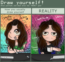 Meme Draw Yourself! by DANNYS12347