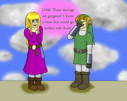 I Just Wanted a Goron Tunic! by RandomPerson1310