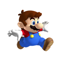 Mario Render 2 by SuperFlash1980
