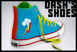 Dash's Shoes by Cookye306