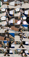 3DCG:''What Were You Saiyan About Me?'' by TickleMaster187