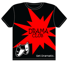 Drama Club Shirt Idea by BizarreAdventures