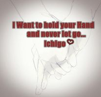Holding Hands Never Let Go by TaichouKuchiki