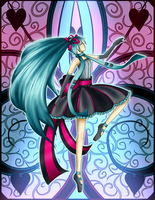 Miku Ballet by Funsized-Not-Short