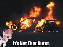 It's Not That Burnt by WentoX