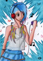 Music Is My Life by Elythe