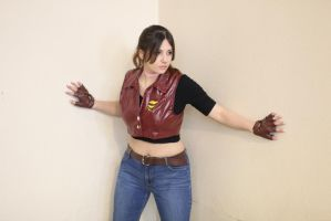 Claire Redfield by MadeInHeaven1979