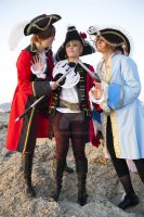 Hetalia: Pirates, Please by Skarlog