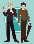 kingsman by meodwarf