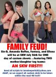 TWO MOTHER/DAUGHTER TAG TEAMS!!! by sleeperkid