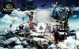 44. Alice in Wonderland by NGUYENew-is-me