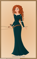 Merida. by thedisneygirl123