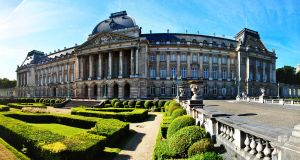 Royal Palace Bruxelles by FillyDan
