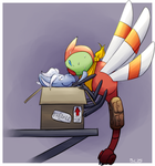 Special Delivery by Superlote