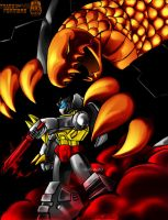 Transformers vs GoBots: P7.5 by Giga-Leo