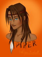Piper McLean by Whisperwings