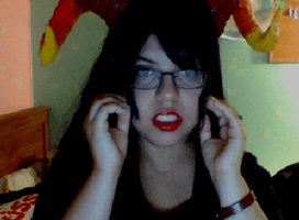 aradia cosplay by orka4thewin