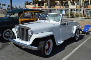 1949 Willys Jeepster II by Brooklyn47