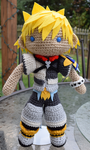 Kingdom Hearts | Ventus Doll by featheredshaft