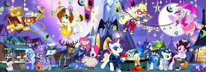 Nightmare Nights 2014 by PixelKitties
