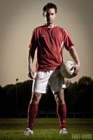 soccer is his game by Hart-Worx