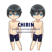 Chibi Example 7 by China-Girl-Doll
