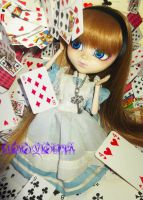 Pullip Alice in Wonderland by LiryoVioleta