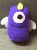 PPE Plushie by taktera